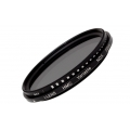I-Lens Neutral Density Variable ND Filter ND2-Nd400 (55mm)